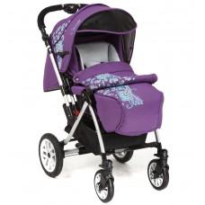 Прогулочная коляска Capella S-803WF Сибирь фиолетовый